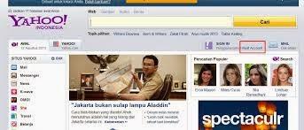 Cara Memiliki dan Mendaftar Akun Baru di Yahoo