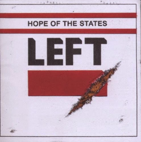 Album Reviews - Left by Hope of the States