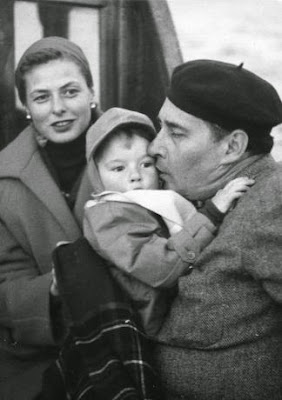Ingrid Bergman rosellini