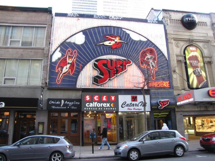 Advise Quebec city strip clubs quite good