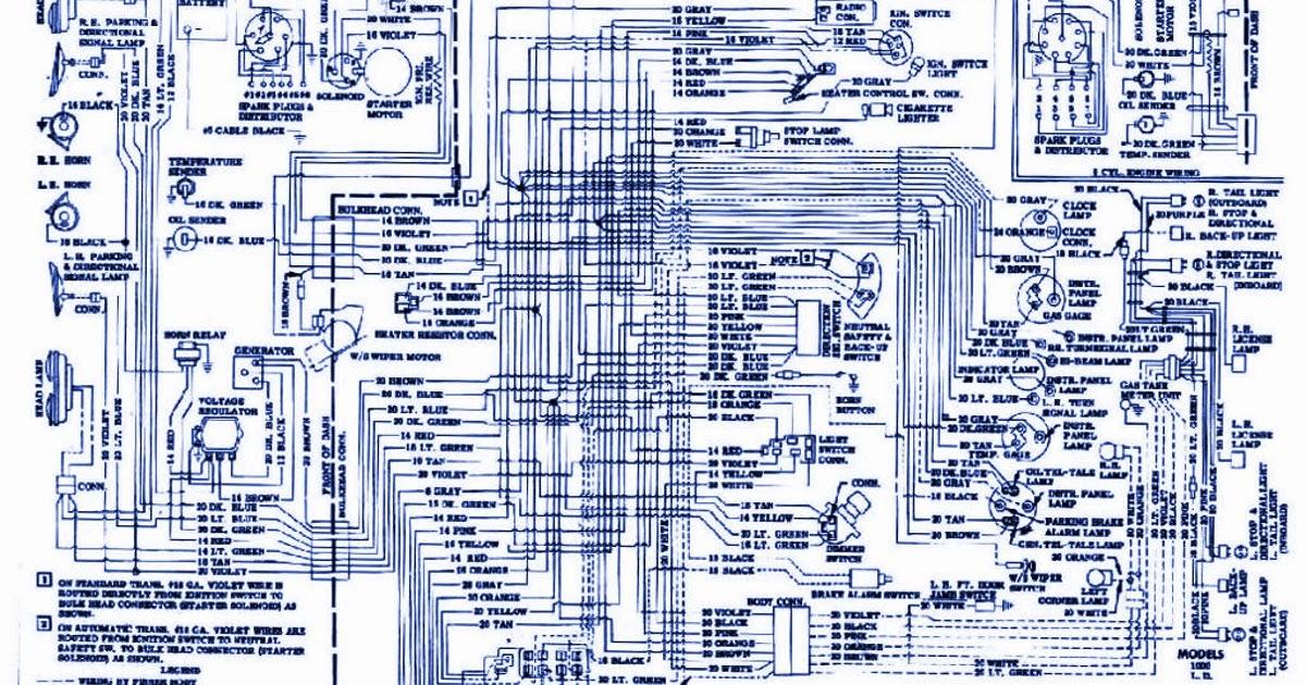 1959 Chevrolet Passenger    Wiring       Diagram      schematic