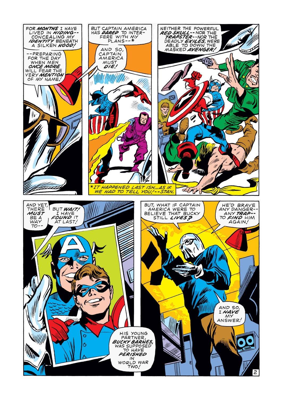 Captain America (1968) Issue #131 #45 - English 3