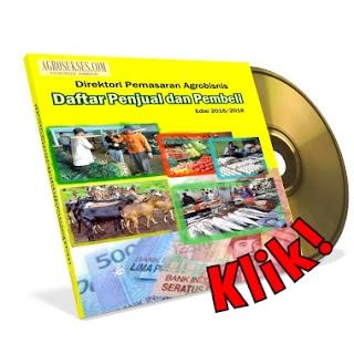 Patut Anda Miliki CD Direktori Pemasaran Agrobisnis (EDISI TERBARU)