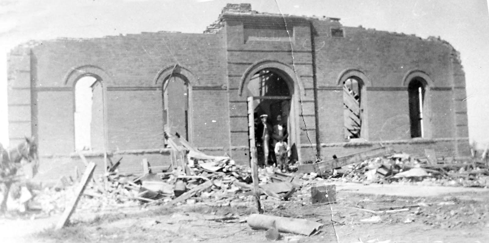 Court Records Check Franklin County Illinois Circuit Desoto Public School Following The March 18 1925 Tornado