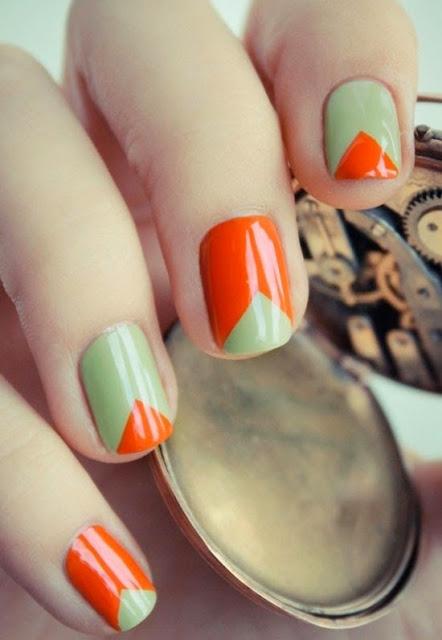 5 Best Nail Art Ideas from Fashion Week