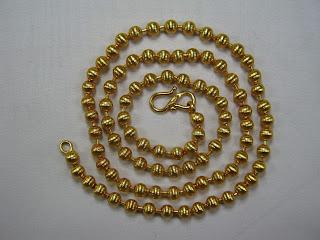 mens ball chain