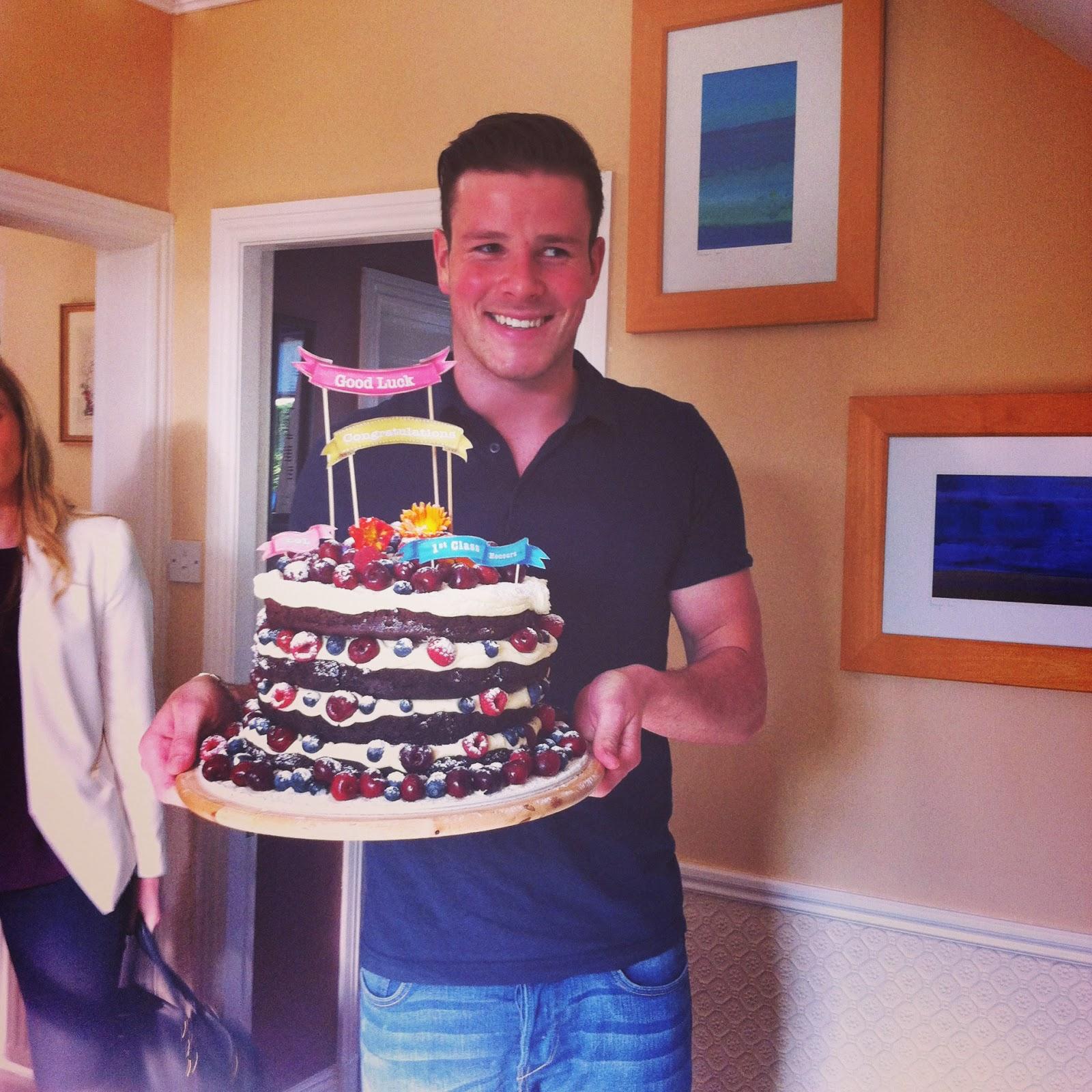 Birthday Cake Terenure