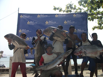 THE 7TH KASAL CUP BIG GAME FISHING TOURNAMENT
