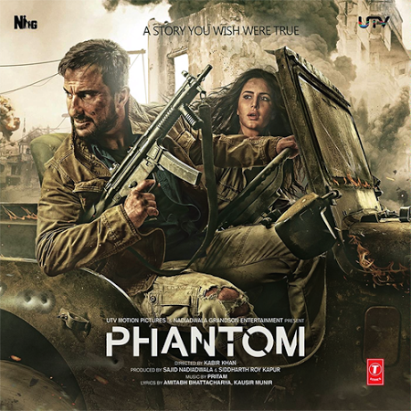 Phantom 2015 Hindi DVDScr 700mb NEW