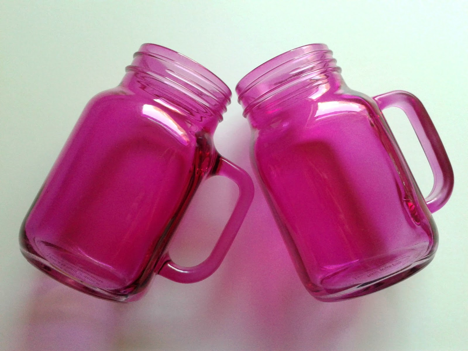 Michael's Pink Glass Jars Haul
