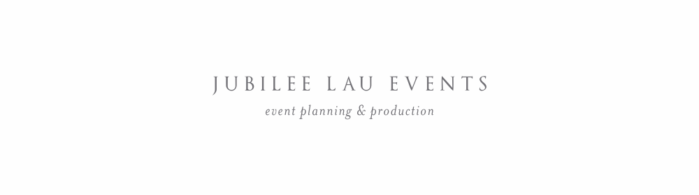 Jubilee's Wedding Blog  |  Practical Wedding Advice from Top San Francisco Wedding Planner