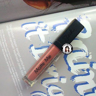 Trend Lipstik Liquid - Sleek Matte Me - Birthday suit