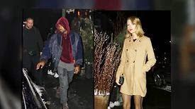 Taylor Swift et Kanye West dînent ensemble pour parler d'une collaboration musicale