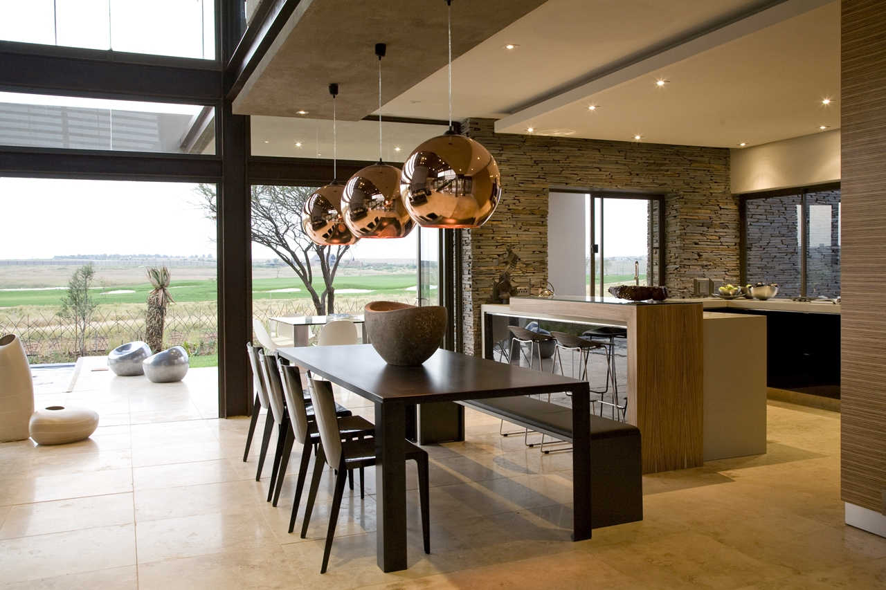World of architecture serengeti house mansions of south for African kitchen design