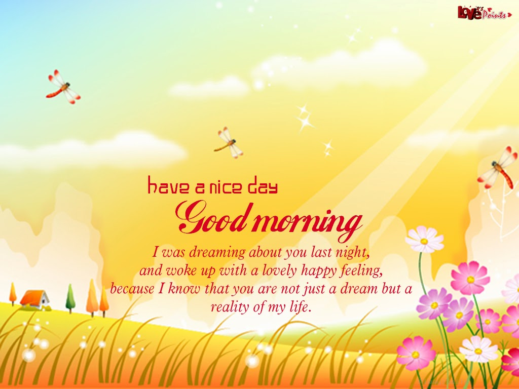 Download Good Morning Wallpaper With Quotes Have a Nice Day Good Morning
