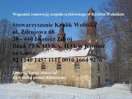 Renowacja Zespołu Cerkiewnego