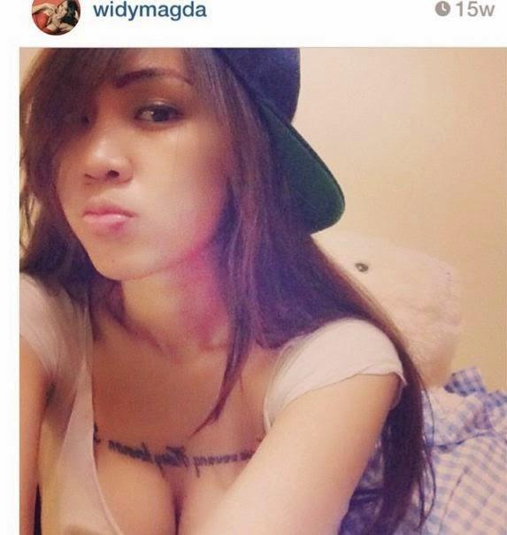 foto foto cewek igo seksi di instagram