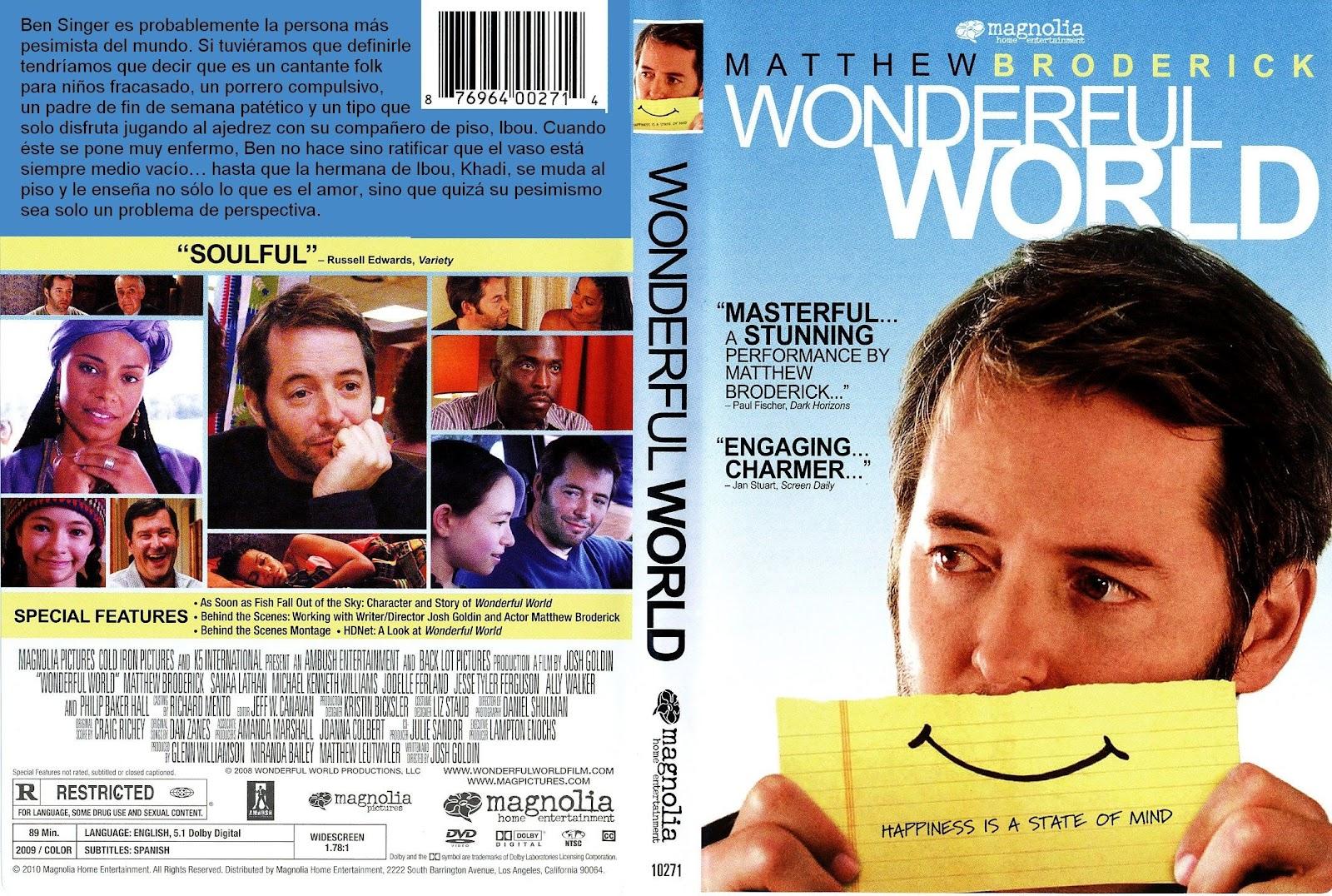 Peliculas Dvd Full Wonderful World