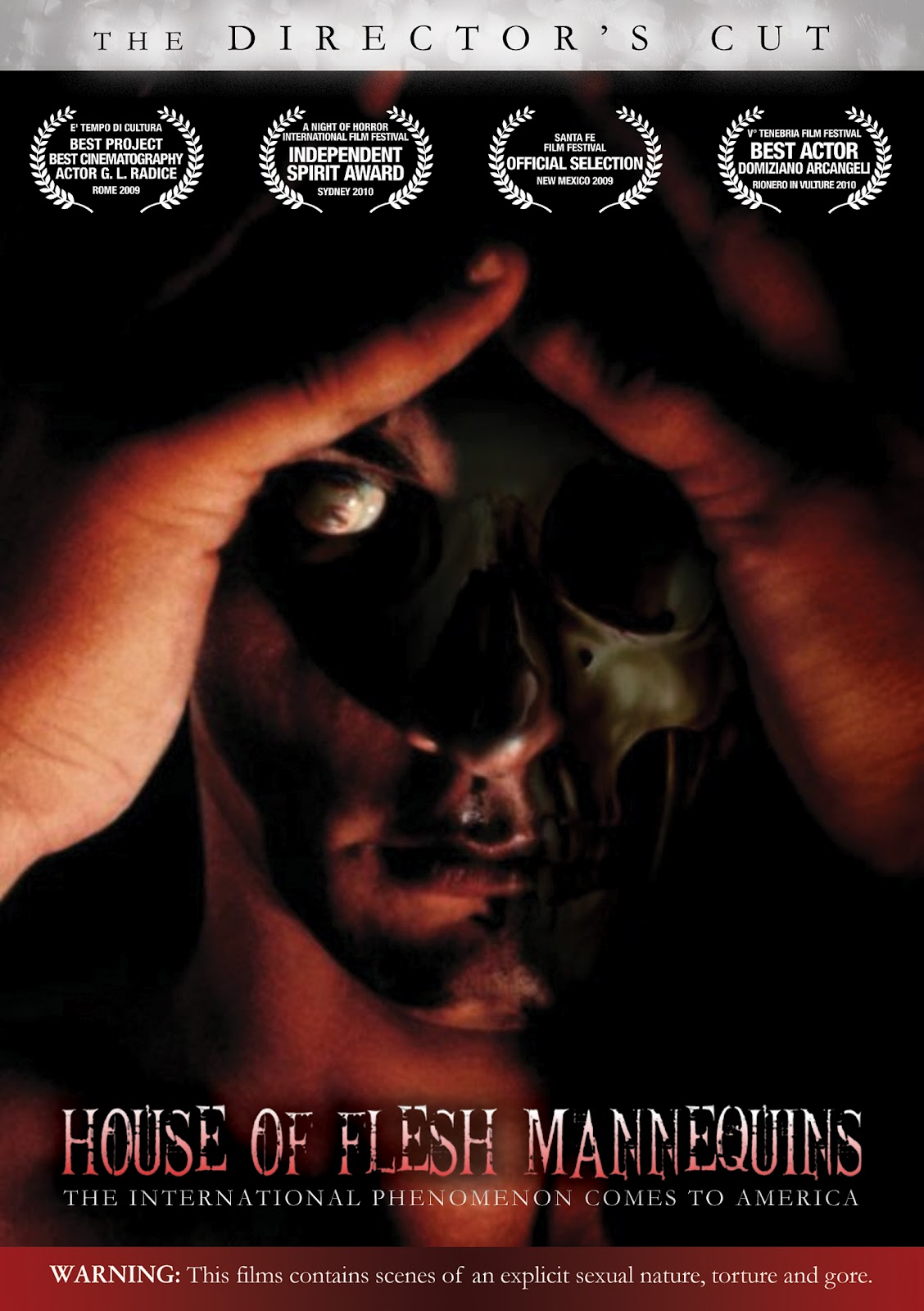 indie horror films march 2012