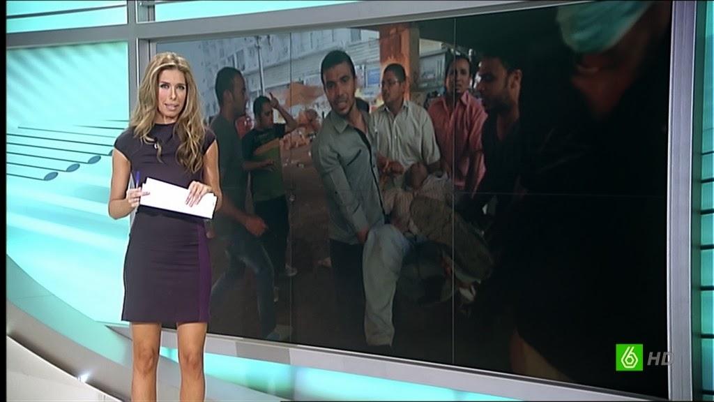 SARAI PEREZ, LA SEXTA NOTICIAS (17.08.13)