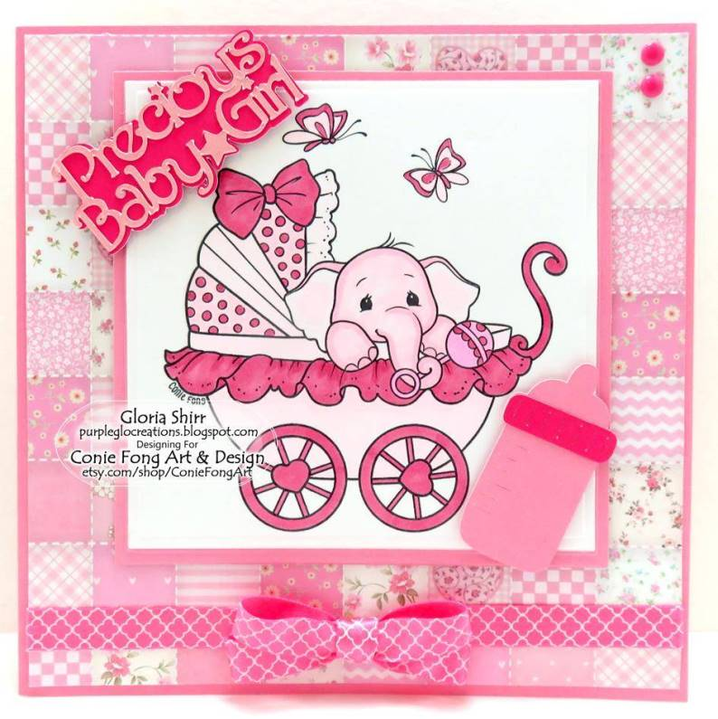 Featured Card at Pammie's Inky Pinkies Challenge