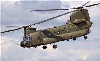 Militer Indonesia Minat Beli 4 Helikopter Chinook AS
