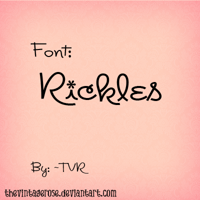 New Handwriting Fonts