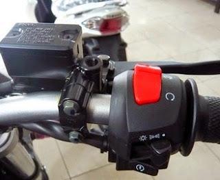 Berikut Caranya Membuat Fitur Engine Cut Off Pada Honda Megapro FI