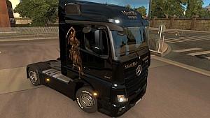 Mount & Blade Warband Mercedes MP4 skin