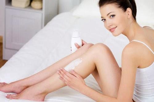 Nhớ thoa kem dưỡng da sau khi triệt lông vĩnh viễn - 2