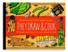 El Libro They Draw and Cook a la ventaaa!