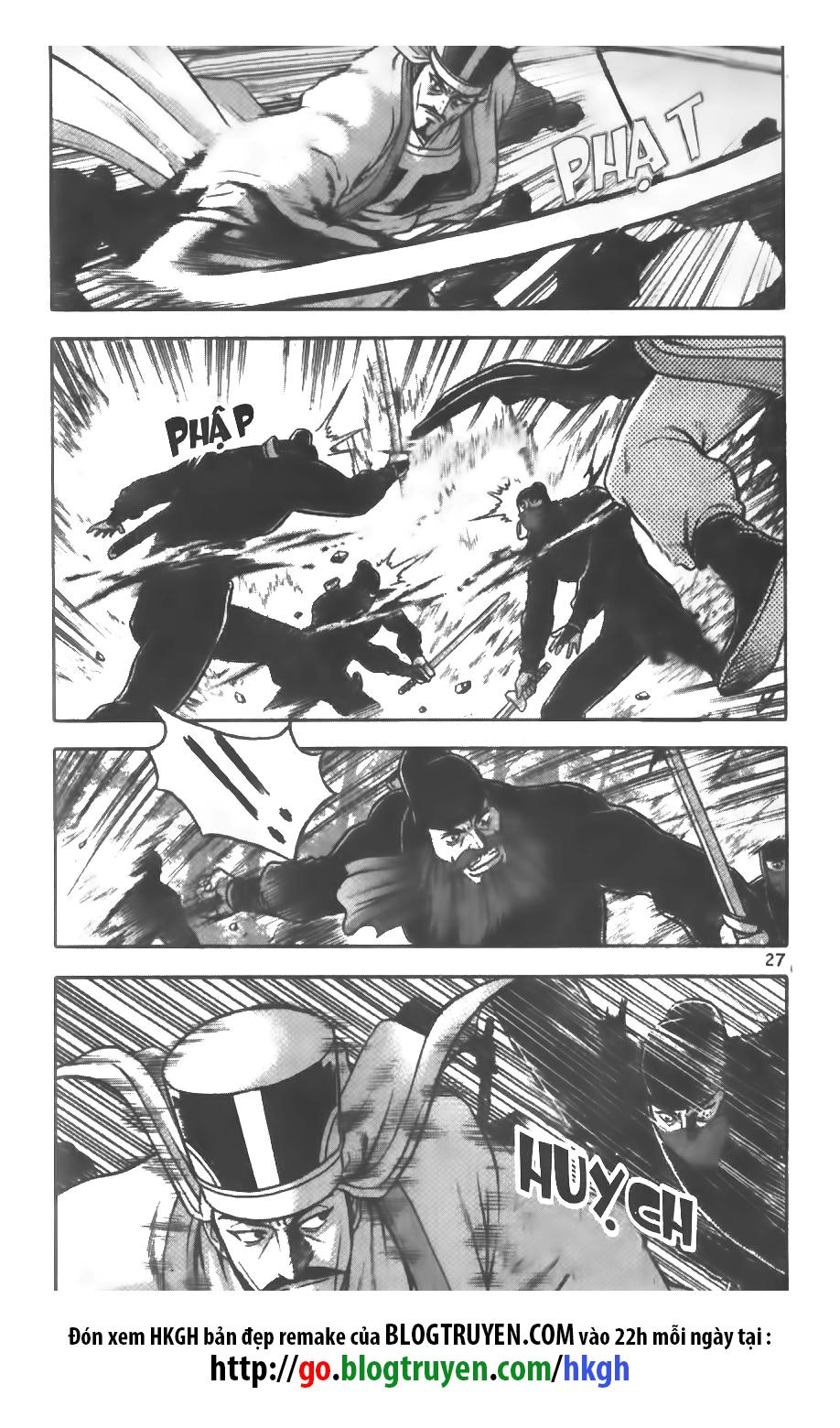 Hiệp Khách Giang Hồ chap 325 Trang 6 - Mangak.info