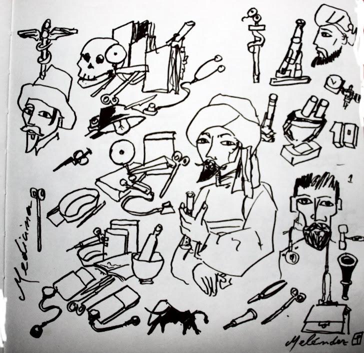 Dibujos bocetos 2