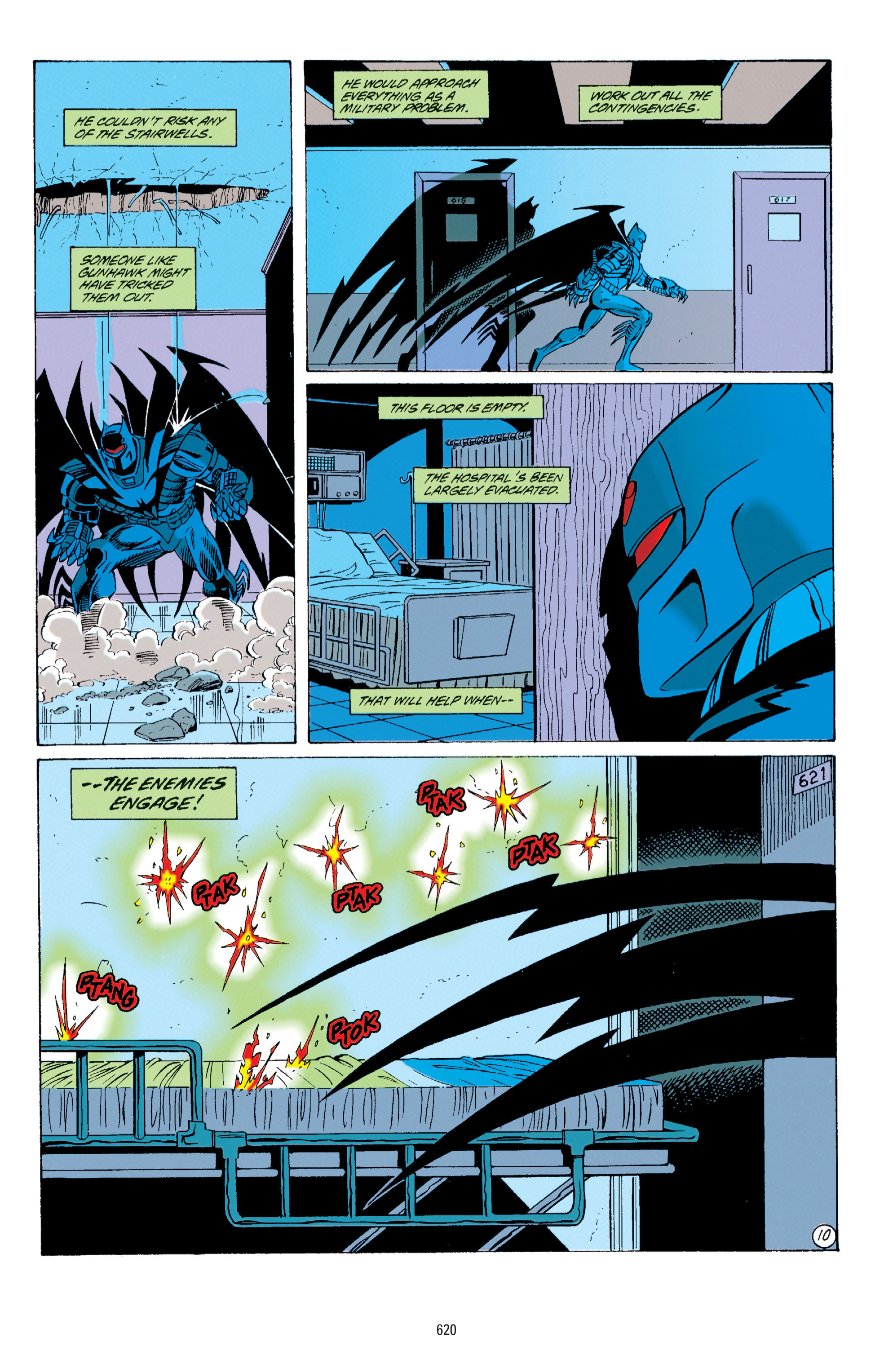 Detective Comics (1937) Issue #675 Page 10