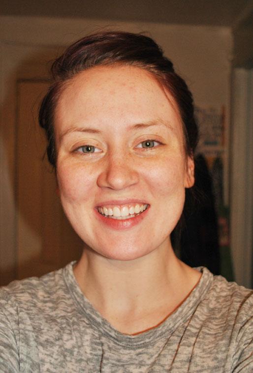 makeup photo a day, no makeup, bare face,