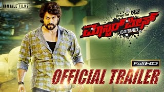 Masterpiece – Official Trailer _ Rocking Star Yash _ Hombale Films _ V Harikrishna I Manju Mandavya