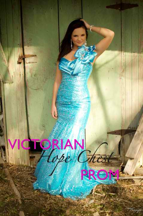 Victorian Hope Chest Prom