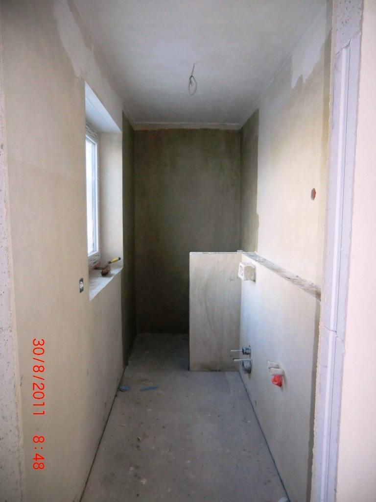 Jenny und stefan bauen ein haus august 2011 - Dichtanstrich badezimmer ...