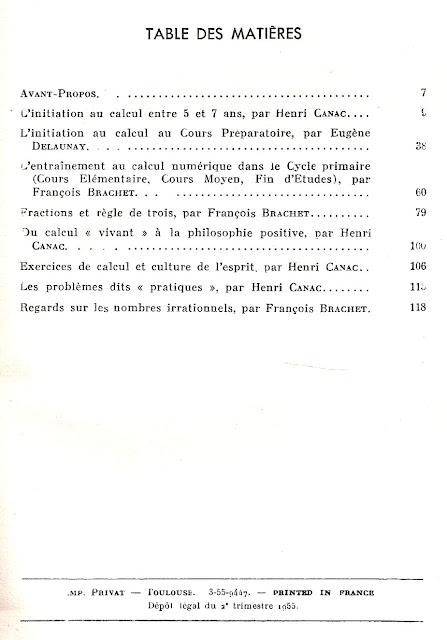 manuels anciens l 39 enfant et le nombre 1955 par brachet canac et delaunay. Black Bedroom Furniture Sets. Home Design Ideas