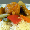 Vegan Sweet and Sour Pork