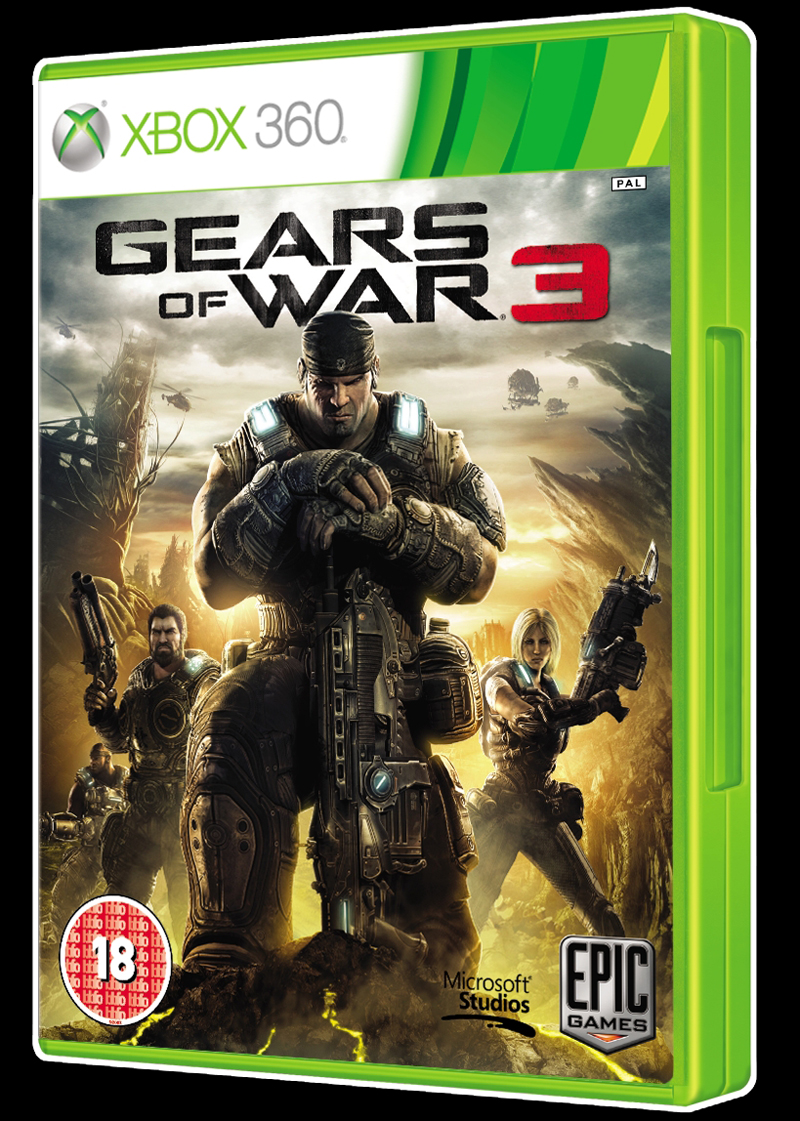 Gears of War 3 (Adult