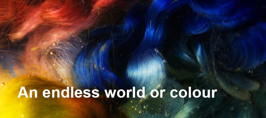 An endless world of colour