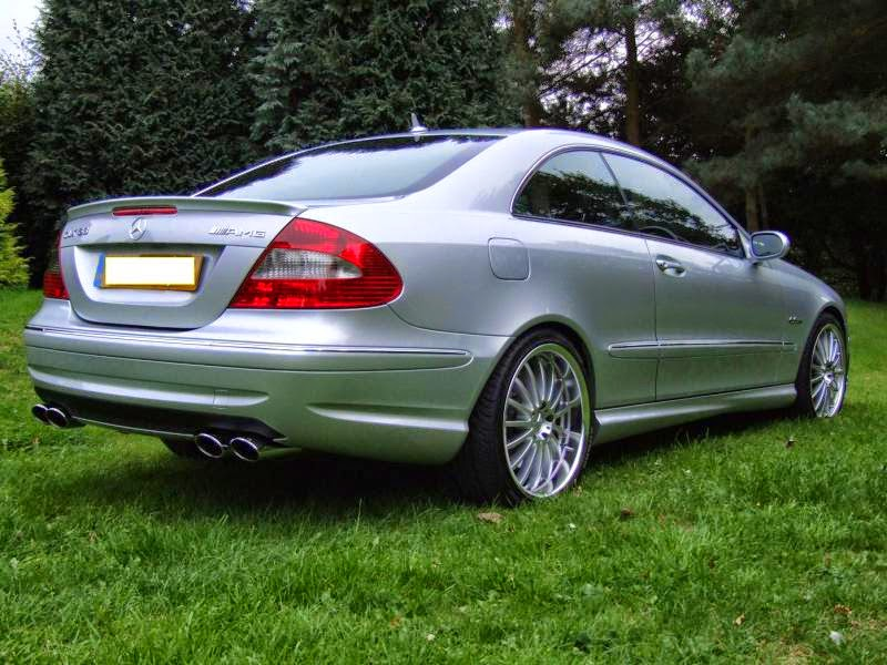 Mercedes benz clk 63 amg w209 benztuning for Mercedes benz clk 2012