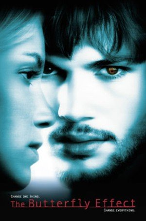 If only memory could be undone. Ashton Kutcher for The Butterfly Effect!