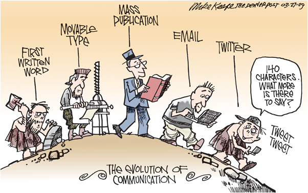 Evolution of Business Communication