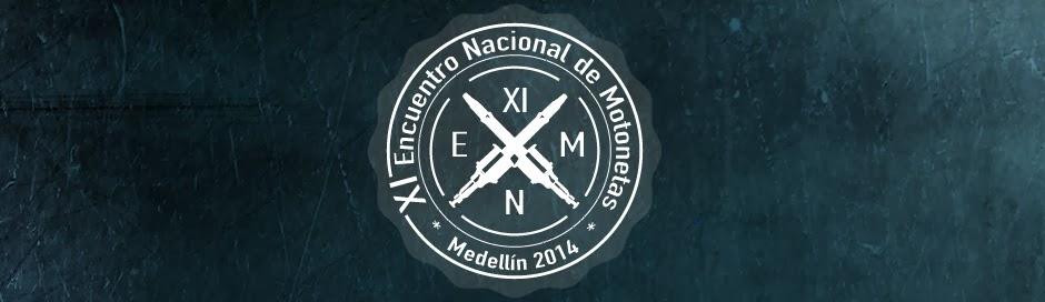 XI Encuentro Nacional de Motonetas