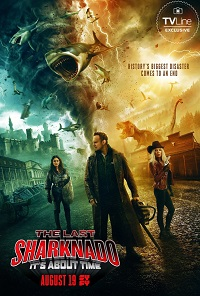 Watch The Last Sharknado: It's About Time Online Free in HD
