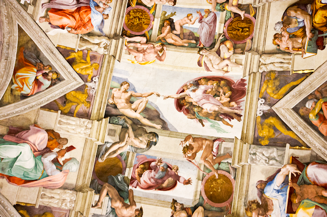 Guide to The Sistine Chapel