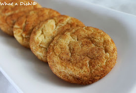 Snickerdoodles for the Neighbors