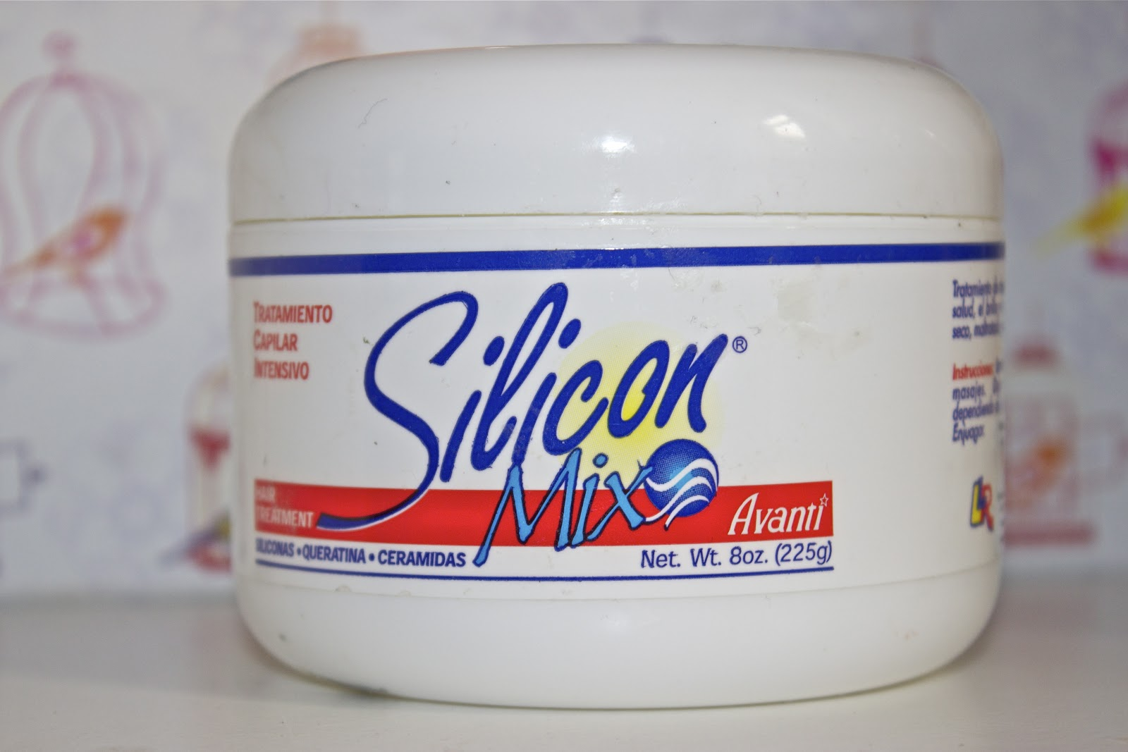 Damaged Hair Treatment Silicon Mix This Girl Loves Chic
